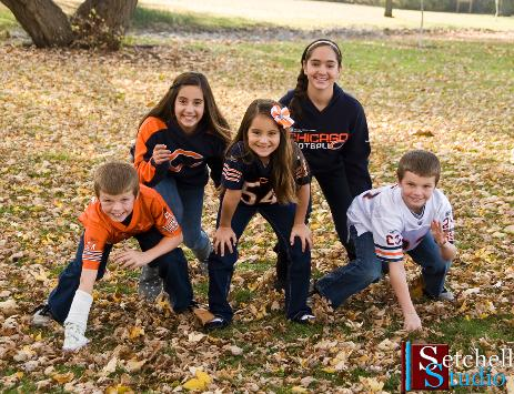 Kids Photography Illinois IL Bears