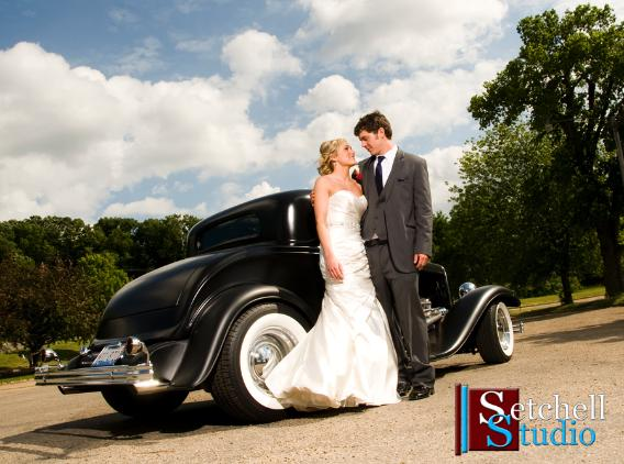 Wedding-Photography-Illinois-Photographer-Ottawa-car